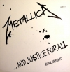 AND JUSTICE FOR ALL   METALLIPROMO