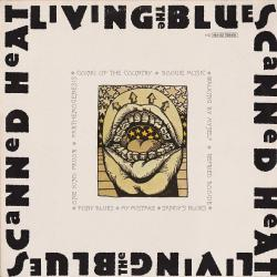 CANNED HEAT LIVING THE BLUES Виниловая пластинка