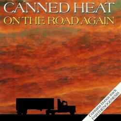 CANNED HEAT ON THE ROAD AGAIN Фирменный CD