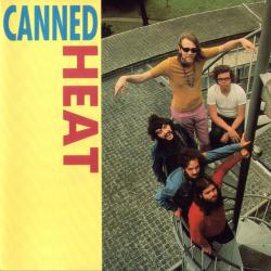 CANNED HEAT STRAIGHT AHEAD Фирменный CD