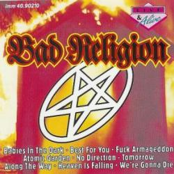BAD RELIGION LIVE & ALIVE Фирменный CD