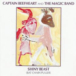CAPTAIN BEEFHEART SHINY BEAST (BAT CHAIN PULLER) Фирменный CD