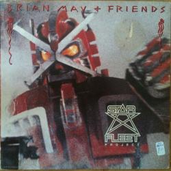 BRIAN MAY AND FRIENDS STAR FLEET PROJECT Виниловая пластинка