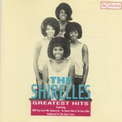 SHIRELLES GREATEST HITS Фирменный CD