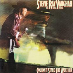 STEVIE RAY VAUGHAN COULDN'T STAND THE WEATHER Виниловая пластинка