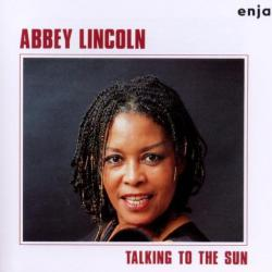 ABBEY LINCOLN TALKING TO THE SUN Фирменный CD