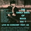 EARLY DAYS OF ROCK VOL. 1
