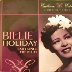 BILLIE HOLIDAY LADY SINGS THE BLUES CD-Box