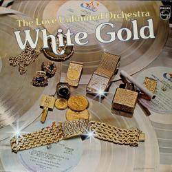 LOVE UNLIMITED ORCHESTRA WHITE GOLD Виниловая пластинка