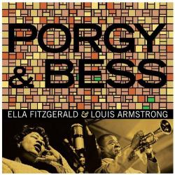 ELLA FITZGERALD AND LOUIS ARMSTRONG PORGY & BESS Виниловая пластинка