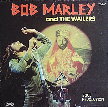 Виниловая пла��инка bob marley and the wailers soul