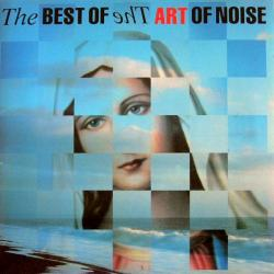 ART OF NOISE BEST OF Фирменный CD