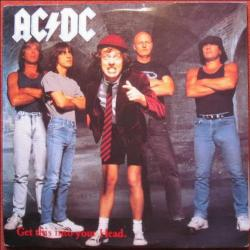 AC/DC GET THIS INTO YOUR HEAD Виниловая пластинка