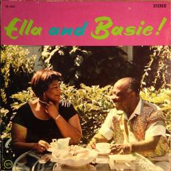 ELLA FITZGERALD AND COUNT BASIE ELLA & BASIE Виниловая пластинка