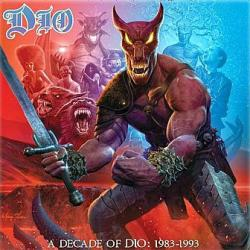 DIO A DECADE OF DIO: 1983-1993 LP-BOX