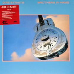 DIRE STRAITS BROTHERS IN ARMS Виниловая пластинка