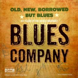BLUES COMPANY OLD, NEW, BORROWED BUT BLUES Виниловая пластинка