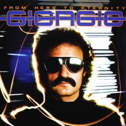 GIORGIO MORODER FROM HERE TO ETERNITY Виниловая пластинка