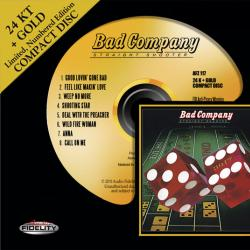 BAD COMPANY STRAIGHT SHOOTER Фирменный CD