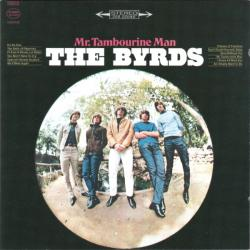 BYRDS MR. TAMBOURINE MAN Фирменный CD