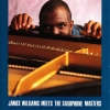 JAMES WILLIAMS MEETS THE SAXOPHONE MASTERS