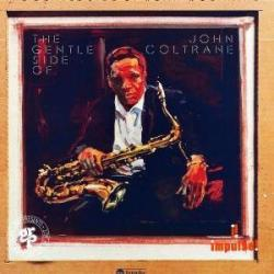 JOHN COLTRANE GENTLE SIDE OF Фирменный CD