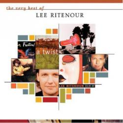 LEE RITENOUR VERY BEST Фирменный CD
