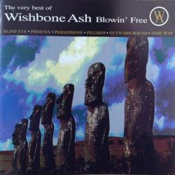 WISHBONE ASH BLOWIN' FREE Фирменный CD