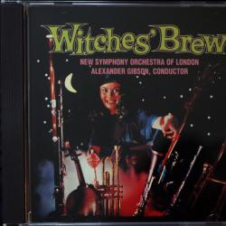 The New Symphony Orchestra Of London, Alexander Gibson Witches' Brew Фирменный CD
