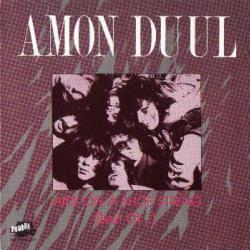 AMON DUUL Airs On A Shoe String (Best Of) Фирменный CD