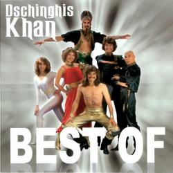 DSCHINGHIS KHAN Best Of Dschinghis Khan Фирменный CD