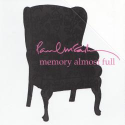 PAUL MCCARTNEY Memory Almost Full Фирменный CD