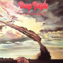 DEEP PURPLE STORMBRINGER Фирменный CD