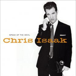 CHRIS ISAAK Speak Of The Devil Фирменный CD