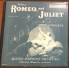 BERLIOZ ROMEO AND JULIET