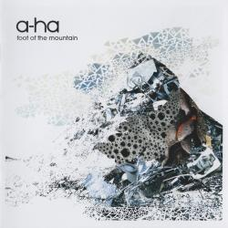 A-HA FOOT OF THE MOUNTAIN Фирменный CD