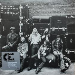 ALLMAN BROTHERS BAND AT FILLMORE EAST Виниловая пластинка