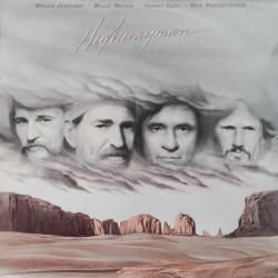 Waylon Jennings, Willie Nelson, Johnny Cash, Kris Kristofferson Highwayman Виниловая пластинка
