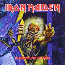 IRON MAIDEN NO PRAYER FOR THE DYING Фирменный CD