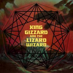 KING GIZZARD & THE LIZARD WIZARD NONAGON INFINITY Виниловая пластинка