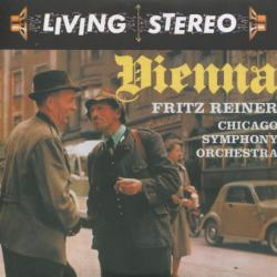 Richard Strauss, Fritz Reiner, Chicago Symphony VIENNA Фирменный CD