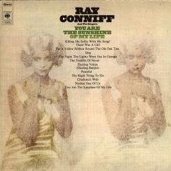 RAY CONNIFF YOU ARE THE SUNSHINE OF MY LIFE Виниловая пластинка