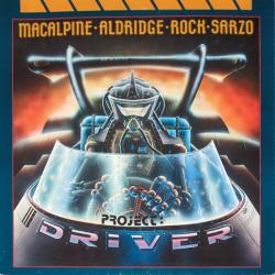 MACALPINE ALDRIDGE ROCK SARZO PROJECT DRIVER Виниловая пластинка