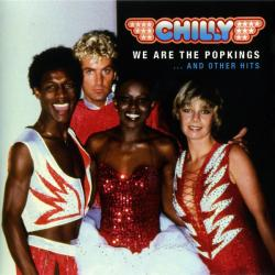 CHILLY WE ARE THE POPKINGS Фирменный CD