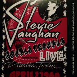 STEVIE RAY VAUGHAN AND DOUBLE TROUBLE IN THE BEGINNING Виниловая пластинка
