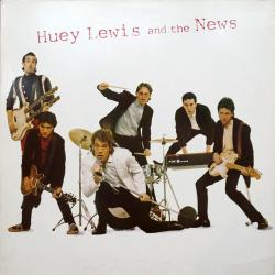 HUEY LEWIS AND THE NEWS HUEY LEWIS AND THE NEWS Виниловая пластинка