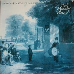 MOODY BLUES LONG DISTANCE VOYAGER Виниловая пластинка