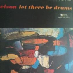 SANDY NELSON LET THERE BE DRUMS Виниловая пластинка