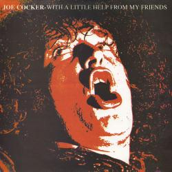 JOE COCKER WITH A LITTLE HELP FROM MY FRIENDS Виниловая пластинка