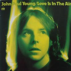 JOHN PAUL YOUNG Love Is In The Air Виниловая пластинка